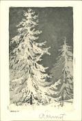 [Zasněžený les] (odkaz v elektronickém katalogu)
