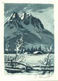 [Chaloupky pod horami] (odkaz v elektronickém katalogu)