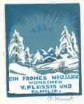 EIN FROHES NEUJAHR WÜNCHEN V. FLEISSIG UND FAMILIE (odkaz v elektronickém katalogu)