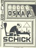 EXLIBRIS OSKAR SCHICK (odkaz v elektronickém katalogu)