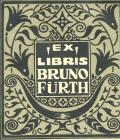 EX LIBRIS BRUNO FÜRTH (odkaz v elektronickém katalogu)