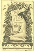 Ex Libris Heinrich Fantl (odkaz v elektronickém katalogu)