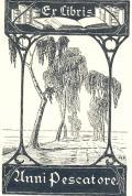 Ex Libris Anni Pescatore (odkaz v elektronickém katalogu)