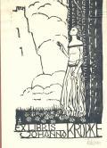 EXLIBRIS JOHANNA KROPKE (odkaz v elektronickém katalogu)