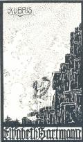 Ex libris Elisabeth Hartmann (odkaz v elektronickém katalogu)