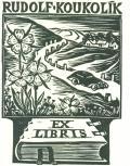 RUDOLF KOUKOLÍK EX LIBRIS (odkaz v elektronickém katalogu)