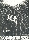 EX LIBRIS Dr. E. Neufeld (odkaz v elektronickém katalogu)