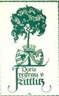 Doris Freifrau v. Kittlitz (odkaz v elektronickém katalogu)