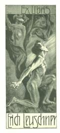 Ex libris Erich Leuschner (odkaz v elektronickém katalogu)