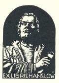EXLIBRIS HANSLOW (odkaz v elektronickém katalogu)