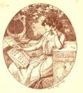 Ex Libris Hedwig Wenzel (odkaz v elektronickém katalogu)