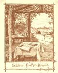 ExLibris Frau Maria Klippert (odkaz v elektronickém katalogu)