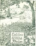 Exlibris Willa Freise (odkaz v elektronickém katalogu)