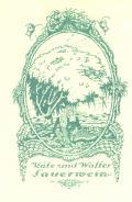 Käte und Walter Sauerwein (odkaz v elektronickém katalogu)