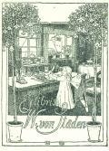 Exlibris W. von Staden (odkaz v elektronickém katalogu)
