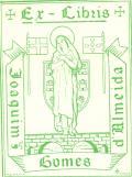 Ex-Libris Joaquim d´Almeida (odkaz v elektronickém katalogu)