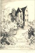 EX LIBRIS KONRAD PITZSCHKE (odkaz v elektronickém katalogu)