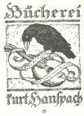 Bücherei Kurt Hanspach (odkaz v elektronickém katalogu)