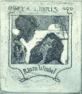 EX LIBRIS Klara Wendel (odkaz v elektronickém katalogu)