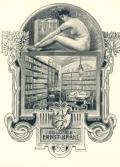 BIBLIOTHEK ERNST KRAHL (odkaz v elektronickém katalogu)
