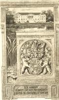 EX LIBRIS RUDOLFI E. SCT. ROM. IMP. COMITIBUS CHOTEK DE CHOTKOWA ET WOGNIN (odkaz v elektronickém katalogu)