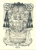 Ex libris Georg Baumgartner Stiftsprost zu Herzogenburg (odkaz v elektronickém katalogu)