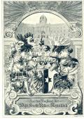 Aus der Bücherei Wilh. Friedr. Ritter v. Nepalleck (odkaz v elektronickém katalogu)