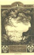 EXLIBRIS L.KONIGSBERGER (odkaz v elektronickém katalogu)
