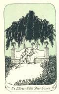 Ex libris: Ella Duschenes (odkaz v elektronickém katalogu)