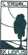 G. SCHELLINX EX LIBRIS (odkaz v elektronickém katalogu)