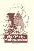 Exlibris hans hofnmann (odkaz v elektronickém katalogu)