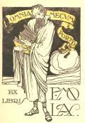EX LIBRIS E. MOLAS (odkaz v elektronickém katalogu)