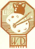 EX LIB. W.D. (odkaz v elektronickém katalogu)