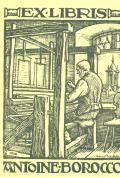 EX LIBRIS ANTOINE BOROCCO (odkaz v elektronickém katalogu)