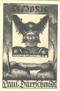 EXLIBRIS Paul Dürrschmidt (odkaz v elektronickém katalogu)