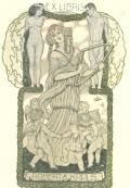 EX LIBRIS ROBERT KRAUS (odkaz v elektronickém katalogu)