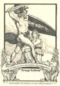 Kriegs-Exlibris (odkaz v elektronickém katalogu)
