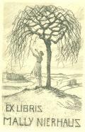 EX LIBRIS MALLY NIERHAUS (odkaz v elektronickém katalogu)