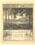 ELLINOR MURAD EX LIBRIS (odkaz v elektronickém katalogu)
