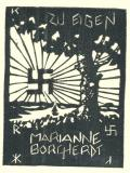 ZU EIGEN MARIANNE BORCHERDT (odkaz v elektronickém katalogu)