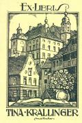 Ex Libris TINA KRALLINGER (odkaz v elektronickém katalogu)