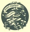 Henri Bacher EX LIBRIS (odkaz v elektronickém katalogu)