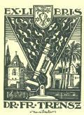 EXLIBRIS DR.FR.TRENSZ (odkaz v elektronickém katalogu)