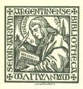 SEMINARIUM ARGENTINENSE BIBLIOTHECA MANUALIUM (odkaz v elektronickém katalogu)
