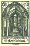 Exlibris V. Nessmann (odkaz v elektronickém katalogu)