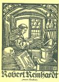EX LIBRIS Robert Reinhardt (odkaz v elektronickém katalogu)