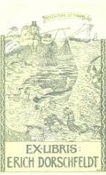 EX-LIBRIS ERICH DORSCHFELDT (odkaz v elektronickém katalogu)
