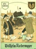 Ex-libris WILHELM NIEDERMAYER (odkaz v elektronickém katalogu)