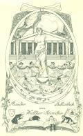 Aus der Bibliothek von Walther Schreiber (odkaz v elektronickém katalogu)
