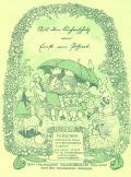 Aus dem Bücherschatz von Ernst von Possart (odkaz v elektronickém katalogu)